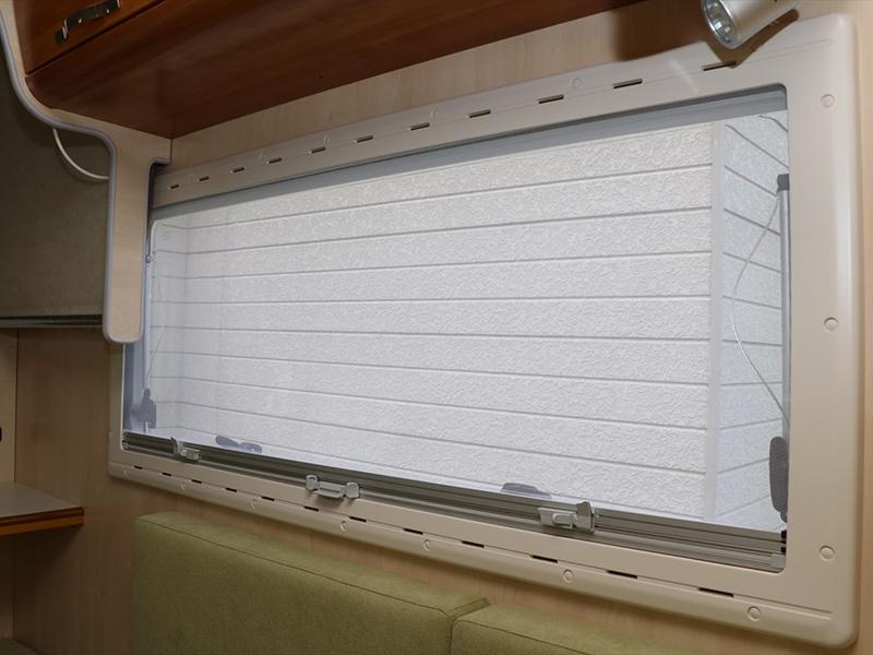 所有窗戶皆有裝紗窗