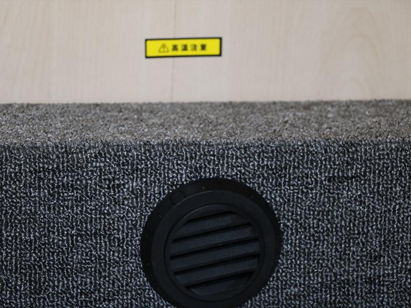 使用柴油Webasto SE FF暖器,冬天也很溫暖