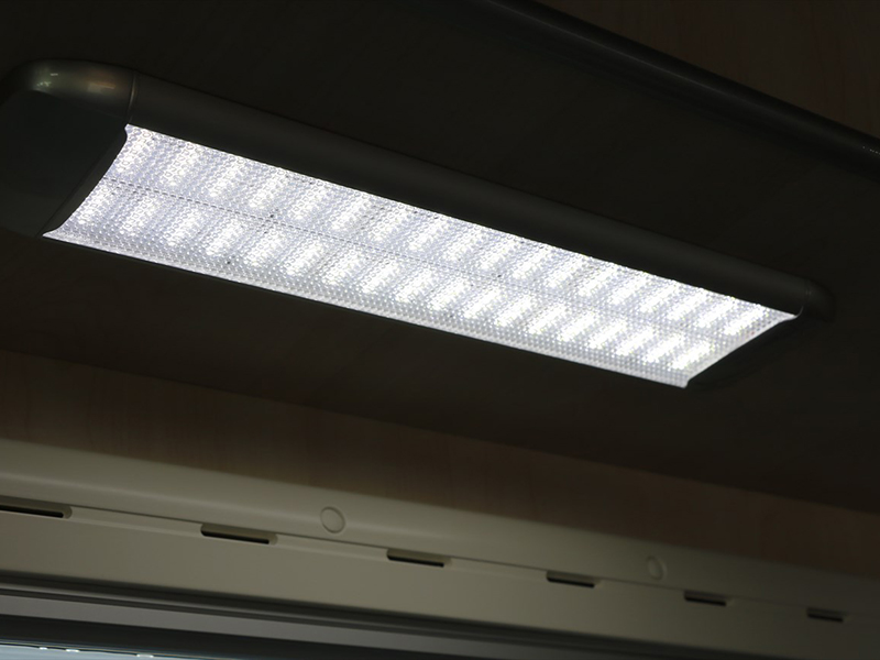 LEDランプ設置