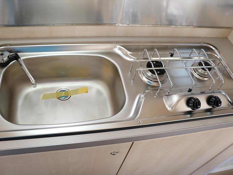 水槽及廚房