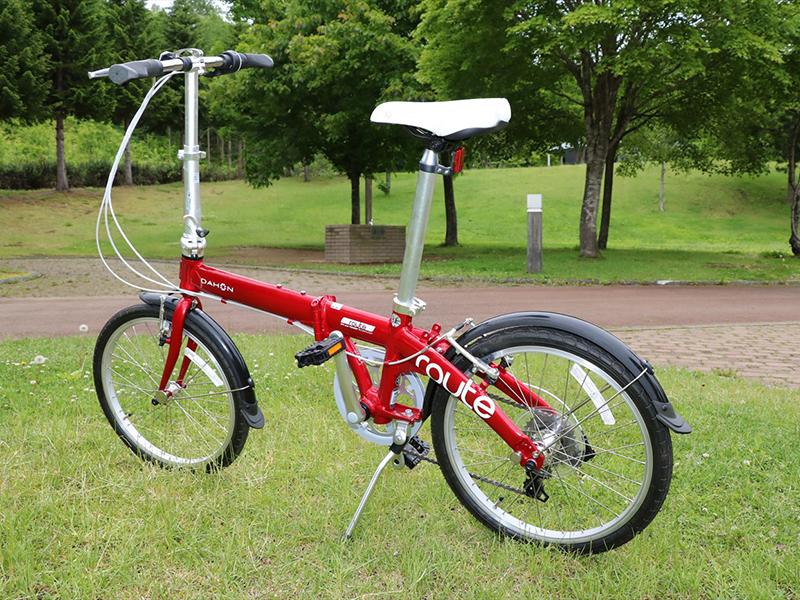 折り畳み自転車 DAHON 2000円