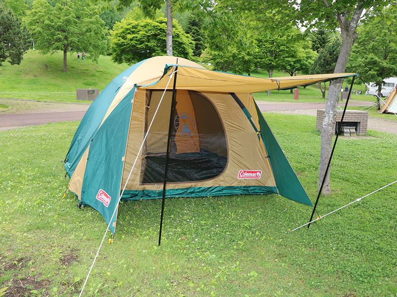 Tent for 4 persons \ 1,500